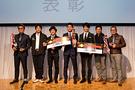 2017年シリーズ表彰: ST-TCRクラスの表彰式