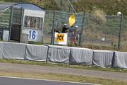 フリー走行: 今シーズンから導入されたフルコースイエローの提示