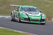 ST-1クラストップタイムのD'station Porsche cup