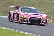 フリー走行: 総合&ST-XクラストップタイムのPhoenix Racing Asia R8