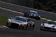 序盤トップを快走したジェフリー・リー/アンドレ・クート/アレッシオ・ピカリエッロ組(J-Fly Racing R8)