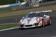 ST-1クラス優勝はT.スターク/影山正美/上村優太組(Porsche 991GT3 Cup)