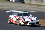 フリー走行: ST-1クラストップタイムはT.スターク/影山正美/富田竜一郎組(Porsche 991GT3 Cup)