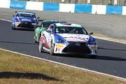 ST-3クラス優勝は堀田誠/阪口良平組(muta Racing ADVICS IS 350 TWS)