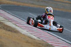 鈴鹿初レースにもかかわらず速さを見せた菊池貴博選手