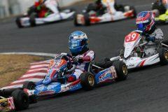 鈴鹿初レースで4位を獲得、松本琉輝斗選手