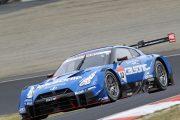 GT500クラス予選2位の佐々木大樹/ジェームス・ロシター組(カルソニックIMPUL GT-R)