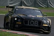 アレックス・バンカム/アンディ・ソウセック/セバスチャン・モリス組(Bentley Team M-Sport)