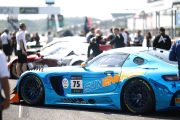 Mercedes-AMG GT3(SunEnergy1 Racing)