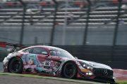 谷口信輝/片岡龍也/小林可夢偉組(Mercedes-AMG Team Goodsmile)