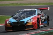 予選3位のクリスチャン・クログネス/ニッキー・キャッツバーグ/ミッケル・ジェンセン組(Walkenhorst Motorsport)