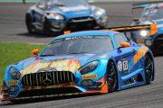 シルバークラス優勝はニコ・バスティアン/ミカエル・グルニエ/ケニー・ハブル組(SunEnergy1 Racing)