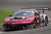 決勝3位はデニス・オルセン/マット・キャンベル/ダーク・ヴェルナー組(Absolute Racing)