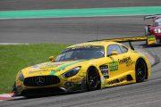 決勝2位はマキシミリアン・ブーク/マロ・エンゲル/ラファエル・マルチェッロ組(Mercedes-AMG Team GruppeM Racing)