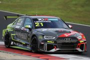 優勝は篠原拓朗(Audi RS 3 LMS)