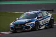 優勝はマシュー・ホーソン(Honda CIVIC TCR)