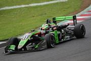 決勝3位はサッシャ・フェネストラズ(B-Max Racing with motopark F3)