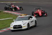 レースは2回のセーフティーカーが導入された