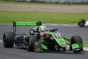 第13戦予選2位、第14戦予選3位のサッシャ・フェネストラズ(B-Max Racing with motopark F3)