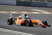 第3戦予選6位、第4戦予選3位の岡本大地(SACCESS RACING F4)