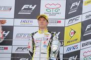 決勝3位の菅波冬悟(OTG MOTOR SPORTS)