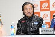 シリーズ記者会見: GT500クラスでチャンピオンを獲得したチーム監督の山田淳氏(LEXUS TEAM LEMANS WAKO\'S)