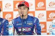 シリーズ記者会見: GT500クラスでチャンピオンを獲得した山下健太(LEXUS TEAM LEMANS WAKO\'S)