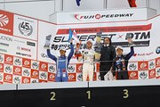 SGTxDTM交流戦レース1: 表彰式