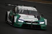 SGTxDTM交流戦レース2: 決勝2位はマルコ・ヴィットマン(BMW M4 DTM)