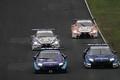 決勝レース: GT500クラスの先頭集団