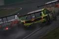 決勝レース: 植毛GO&FUN GT-R vs TOYOTA GR SPORT PRIUS PHV apr GT
