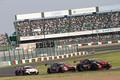 決勝レース: GT300マシンのバトル