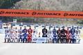 集合写真: GT500クラスに出場するドライバーたち