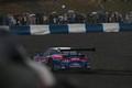 決勝レース: コースアウトした大嶋和也(WAKO\'S 4CR LC500)