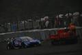 決勝レース: リタイヤした山本尚貴(RAYBRIG NSX-GT)