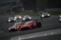 決勝レース: 関口雄飛(au TOM\'S LC500) vs 伊沢拓也(ARTA NSX-GT)