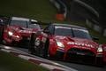 決勝レース: ロニー・クインタレッリ(MOTUL AUTECH GT-R) vs 立川祐路(ZENT CERUMO LC500)
