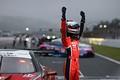 決勝レース: GT500クラスで優勝した立川祐路(LEXUS TEAM ZENT CERUMO)