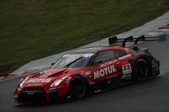 GT500クラス決勝2位は松田次生/ロニー・クインタレッリ組(MOTUL AUTECH GT-R)