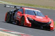 GT500クラス予選3位は野尻智紀/伊沢拓也組(ARTA NSX-GT)