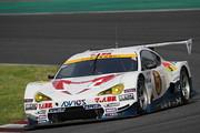 GT300クラス決勝2位は坂口夏月/平木湧也組(ADVICSマッハ車検MC86マッハ号)