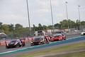 決勝レース: GT300クラスの攻防