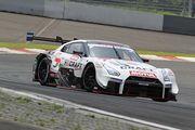 GT500クラス予選2位は平手晃平/フレデリック・マコヴィッキィ組(CRAFTSPORTS MOTUL GT-R)
