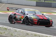 GT300クラス予選3位は青木孝行/田中篤/柴田優作組(RUNUP RIVAUX GT-R)