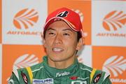 決勝記者会見: GT300クラスポールポジションの吉田広樹(埼玉トヨペット Green Brave)