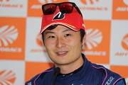 GT500クラスで優勝した山下健太(LEXUS TEAM LEMANS WAKO\'S)
