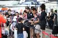 GTキッズウォーク: アレックス・パロウ(McLaren Customer Racing Japan)