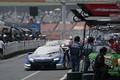決勝レース: ピットアウトするベルトラン・バゲット(KEIHIN NSX-GT)