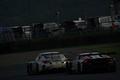 決勝レース: 小暮卓史(マネパ ランボルギーニ GT3)をパスした吉本大樹(SYNTIUM LMcorsa RC F GT3)