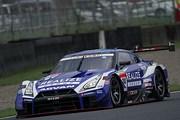 GT500クラス予選3位は高星明誠/ヤン・マーデンボロー組(リアライズコーポレーションADVAN GT-R)